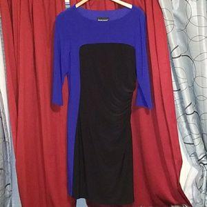 Frank Lyman designer dress
